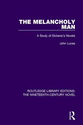 Melancholy Man book