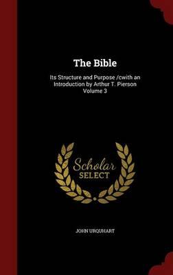 Bible by John Urquhart