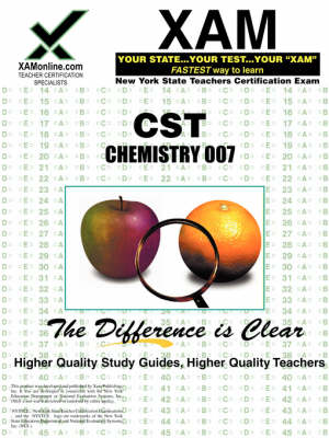 NYSTCE CST Chemistry 007 by Sharon A Wynne