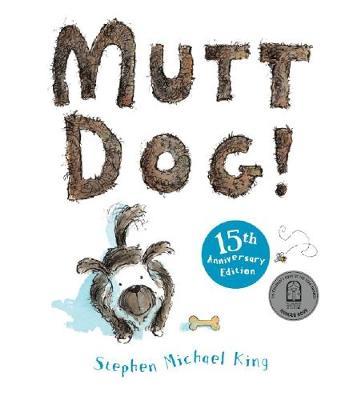 MUTT DOG 15TH ANNIVERSARY book