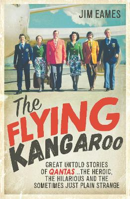 The Flying Kangaroo by Jim Eames