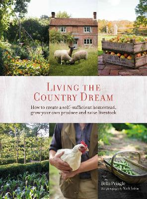 Living the Country Dream: How to Create a Self-Sufficient Homestead, Grow Your Own Produce and Raise Livestock by Bella Ivins