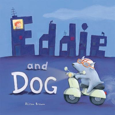 Eddie and Dog book