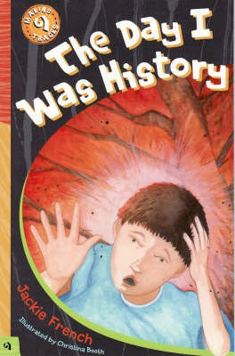 The Day I Was History by Jackie French