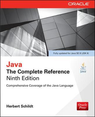 Java: The Complete Reference, Ninth Edition by Herbert Schildt