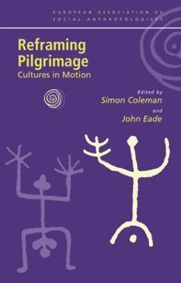 Reframing Pilgrimage book