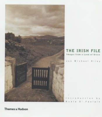 The Irish File by Jon Michael Riley