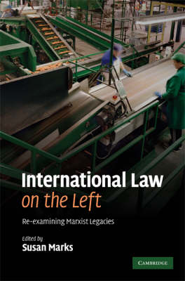 International Law on the Left book
