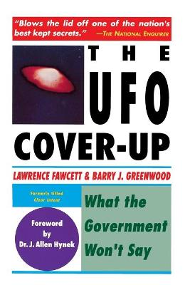 UFO Cover-up by Bill Fawcett
