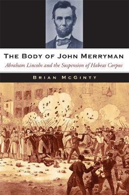 The Body of John Merryman by Brian McGinty