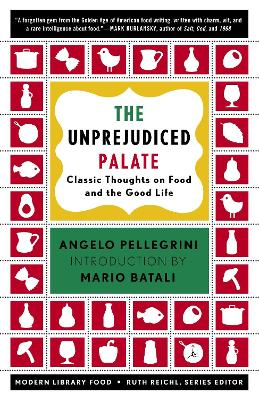 Unprejudiced Palate book