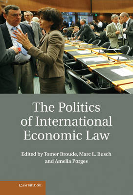 The Politics of International Economic Law by Tomer Broude