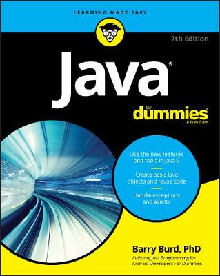 Java for Dummies, 7th Edition by Barry A. Burd