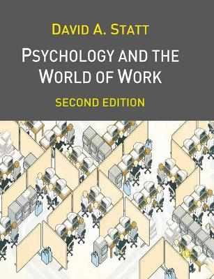Psychology and the World of Work book