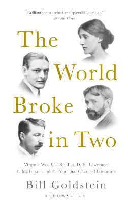 World Broke in Two book