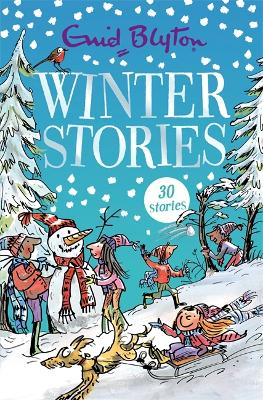 Winter Stories by Enid Blyton