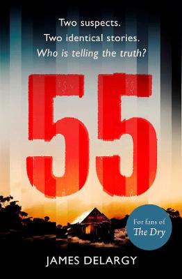 55: The twisty, unforgettable serial killer thriller of the year in 2019 by Mr. James Delargy