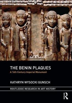 Benin Plaques book