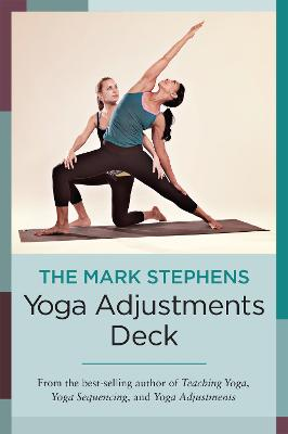 Mark Stephens Yoga Adjustments Deck,The by Mark Stephens
