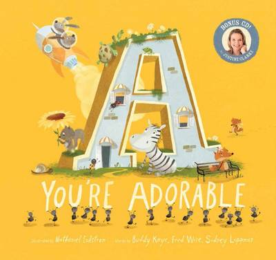 A You're Adorable Pb + CD by Fred Wise