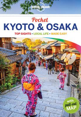 Pocket Kyoto & Osaka by Lonely Planet