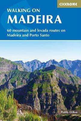 Walking on Madeira by Paddy Dillon