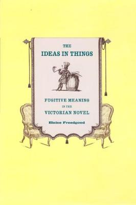 Ideas in Things by Elaine Freedgood