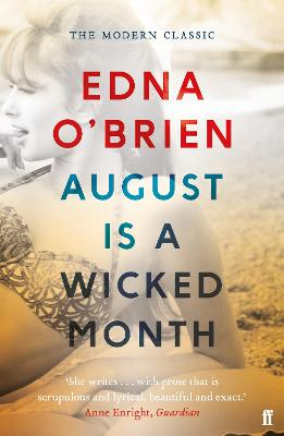 August is a Wicked Month book