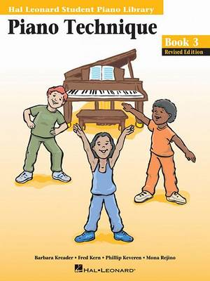 Piano Technique Book 3 by Phillip Keveren