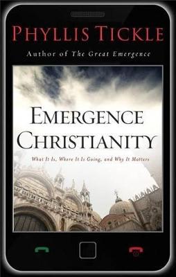 Emergence Christianity book