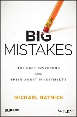 Big Mistakes book