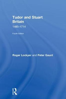 Tudor and Stuart Britain book