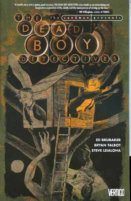 Sandman Presents Dead Boy Detectives TP book