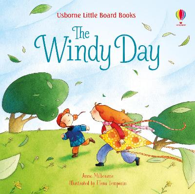 The The Windy Day by Anna Milbourne