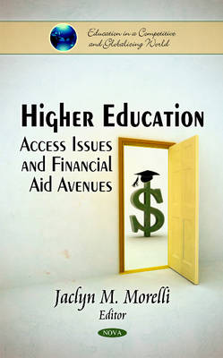 Higher Education by Jaclyn L Morelli