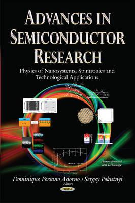 Advances in Semiconductor Research by Dominique Persano Adorno
