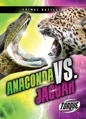 Anaconda VS Jaguar by Thomas K Adamson