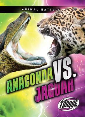 Anaconda VS Jaguar by Thomas K Adamson