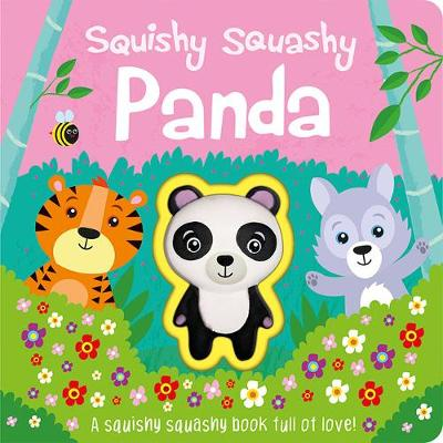 Squishy Squashy Panda by Jenny Copper