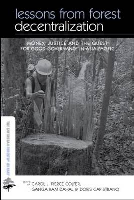 Lessons from Forest Decentralization book