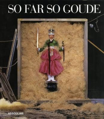 So Far, So Goude book