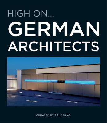 High On German Architects book