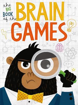 Big Book of Brain Games by Beatrice Tinarelli