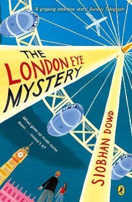 London Eye Mystery book