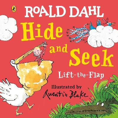 Roald Dahl: Lift-the-Flap Hide and Seek book