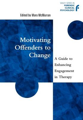 Motivating Offenders to Change book