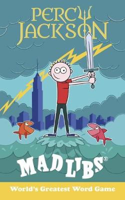 Percy Jackson Mad Libs by Leigh Olsen