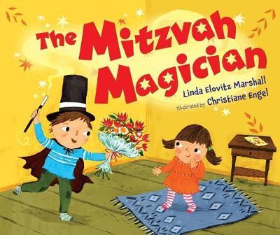 The Mitzvah Magician by Linda Elovitz Marshall