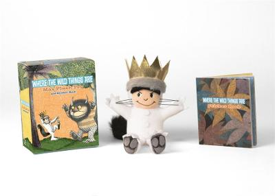 Where the Wild Things Are: Max Plush Toy and Sticker Book book
