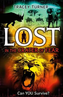 Lost in the Crater of Fear by Tracey Turner